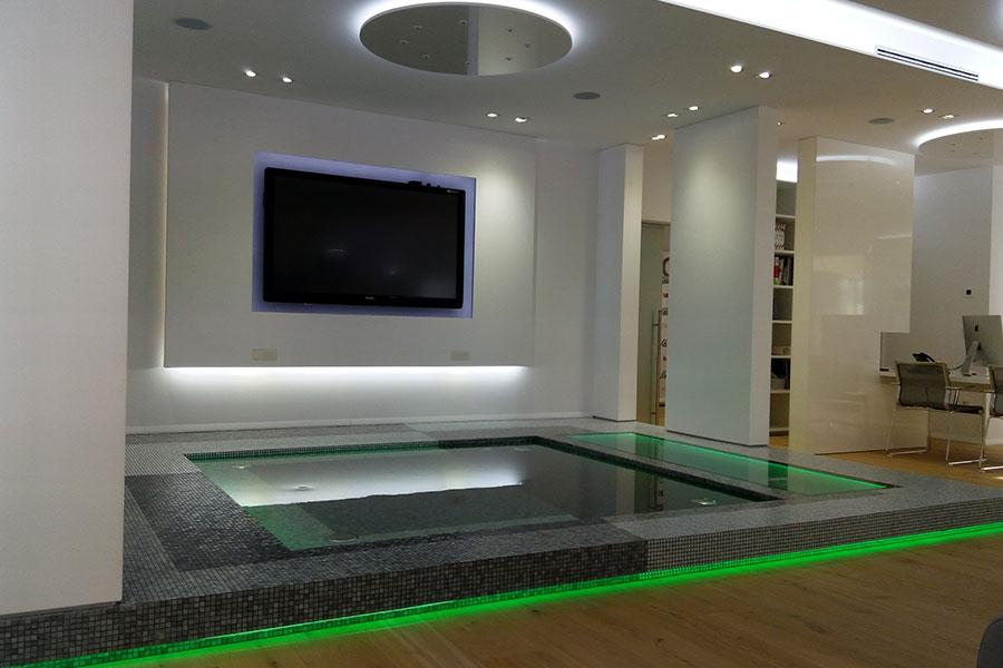 Offerte e promozioni su piscine e illuminazione da giardino patrizia impianti srl - Piscine da interno ...