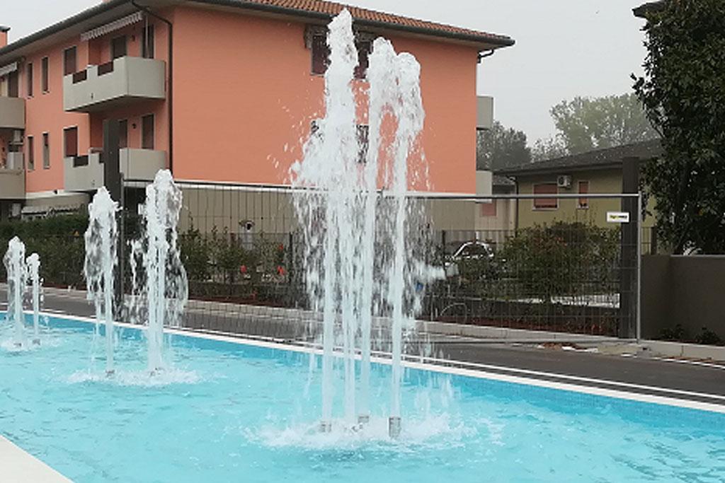 Il 5 novembre vieni a visitare la nuova fontana!